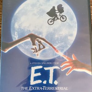 E.T. The Extra-Terrestrial, Anniversary Edition [DVD] for Sale in Long Beach, CA