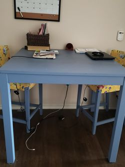 Table And 2 Chairs for Sale in Cedar Park,  TX