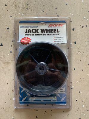 Trailer jack wheel for Sale in Orlando, FL