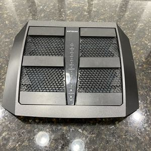 NETGEAR Nighthawk X6 AC3000 Dual Band Smart WiFi Router, Gigabit Ethernet for Sale in Homestead, FL