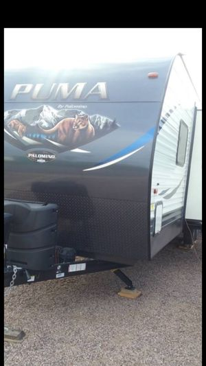 Puma by forest river 2018 for Sale in Mesa, AZ