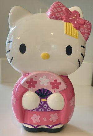 "Hello Kitty ""Geisha"" Coin Bank for Sale in Boca Raton, FL"
