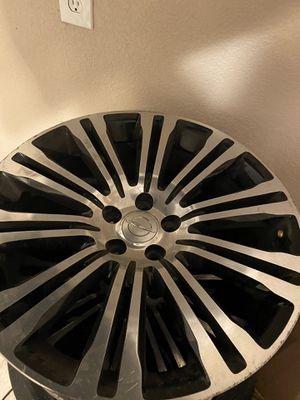 Chrysler 300 wheels for Sale in Houston, TX