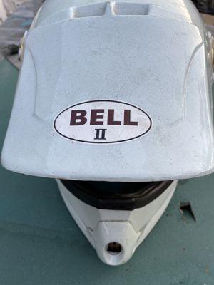 Motorcycle helmet bell large for Sale in Cerritos, CA