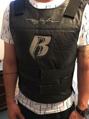 OFFICIAL Legendary USA. RUFF RYDER motorcycle vest. Original. for Sale in Brandon, FL