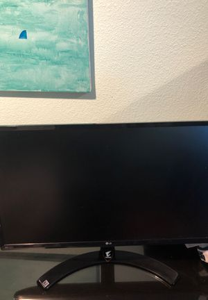 LG IPS LED 24.5 in Monitor for Sale in Lone Tree, CO