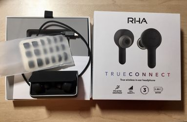 RHA Trueconnect True Wireless Bluetooth Ear Buds for Sale in Fairfax,  VA