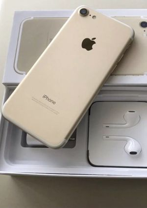 iPhone 7 (32GB ) Factory Unlocked | 30 Days warranty | Like New for Sale in Zephyrhills, FL