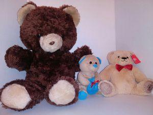Teddy bear stuffed animal bundle for Sale in Phoenix, AZ