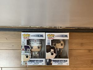 Sherlock Funko Pops for Sale in Houston, TX