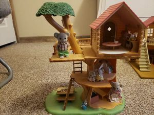 Calico Critters adventure tree house set for Sale in CASTALIN SPGS, TN