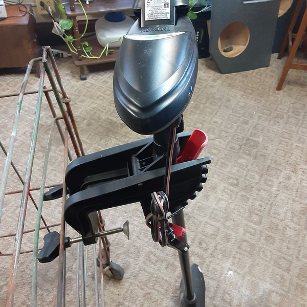 Intex 12 volt trolling motor