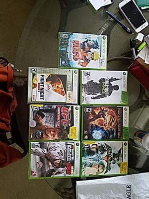 Xbox360 games for Sale in Rockville, MD