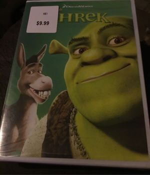 Shrek dvd. Factory sealed. for Sale in Canton, MI