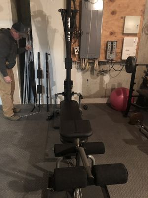 BowFlex Power Pro XTL Home Gym, Excellent Exercise Machine for Sale in Hudson, MA