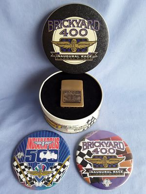 Inaugural Brickyard Zippo Lighter for Sale in Zephyrhills, FL
