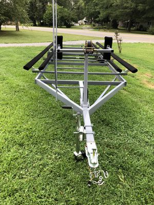 Pontoon trailer new for Sale in Maiden, NC