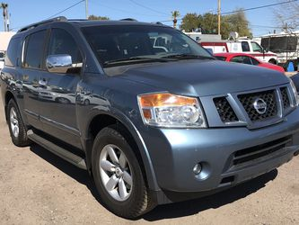 2011 Nissan Armada SV *Clean CARFAX/Great Service Records/We Finance* for Sale in Phoenix,  AZ