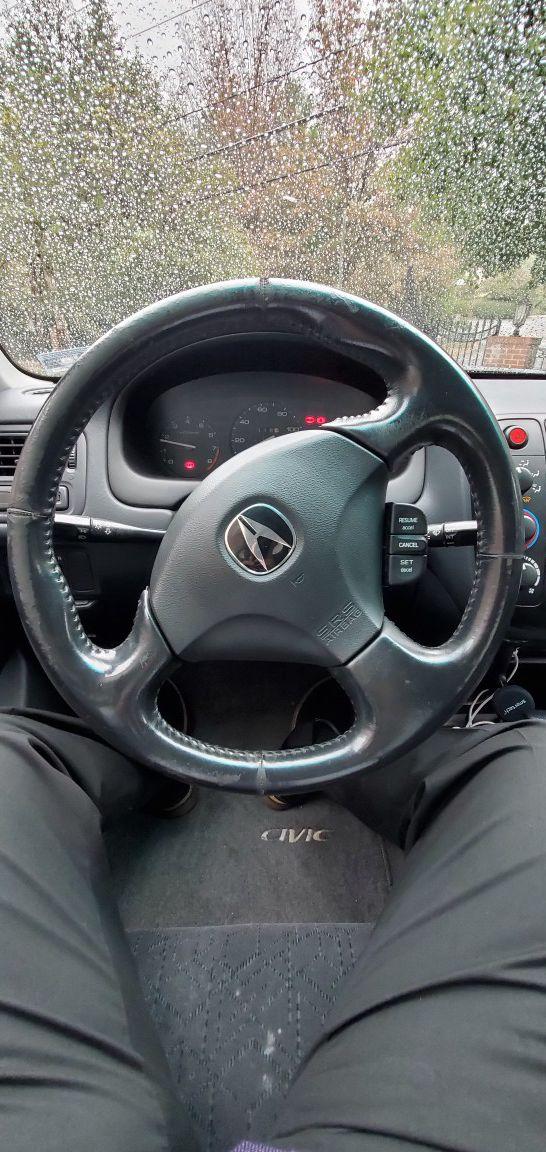 Acura rsx steering wheel