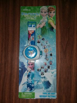 Frozen 2 Projection Watch Kids Girls for Sale in Chattanooga, TN