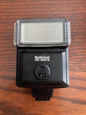 National Panasonic PE-200 S Flash for Sale in Encinitas, CA