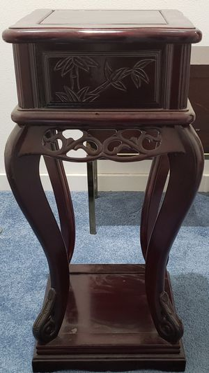 Rosewood Table Stand for Sale in Seattle, WA
