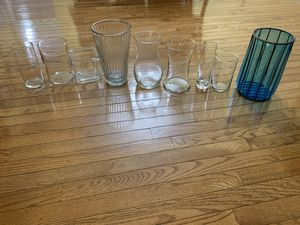 Glass Vases for Sale in Centreville, VA
