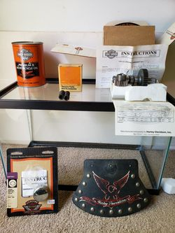 OLD HARLEY DAVIDSON ENGINE ORIGINAL PARTS for Sale in Alexandria,  VA