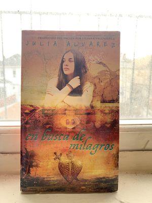 en busca de milagros by Julia Alvarez for Sale in The Bronx, NY