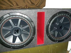 Kicker CVR 12s. for Sale in Columbus, OH