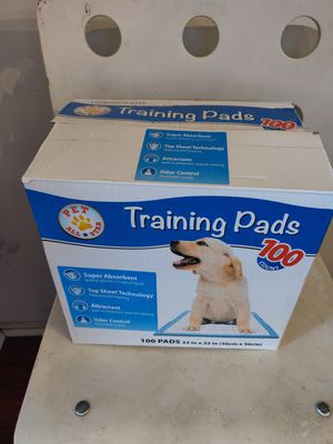 Dog training pads for Sale in Long Beach, CA
