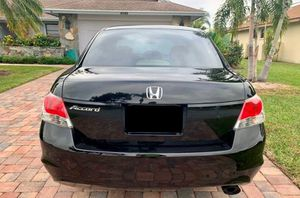 Black 2009 Honda Accord FWDWheels Good for Sale in Rochester, NY