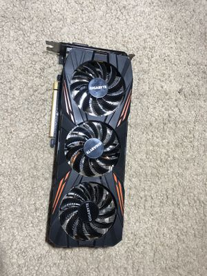 Gigabyte 8gb 1070 for Sale in Tracy, CA