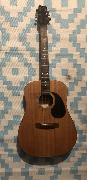 Samick acoustic guitar for Sale in Toledo, OH