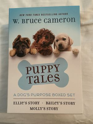 A Dog's Purpose boxed set for Sale in Clovis, CA