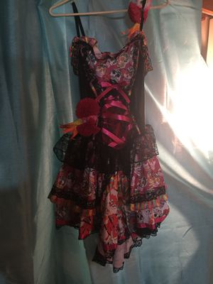 Day of The Dead Dress / Costume for Sale in Philadelphia, PA
