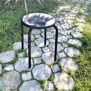 Antique iron stool for Sale in Long Beach, CA