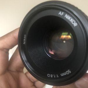 Nikon -AF Nikkor 50mm F/1.8 D for Sale in Beaverton, OR