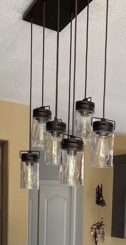 Lamps plus Hanging Ceiling light - Island for Sale in Las Vegas,  NV