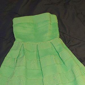 Green Neoprene Glitter Mini Dress for Sale in Boulder City, NV