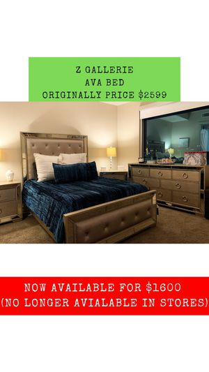 Z Galleria Bed Frame for Sale in Houston, TX