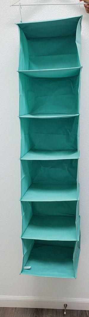 Closet Organizer: 6 Shelf Hanging for Sale in Portland, OR