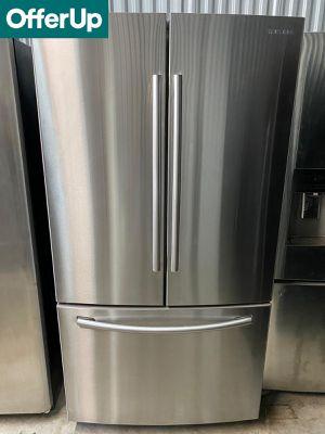 Samsung French Door 3-Door Refrigerator Fridge 36in Wide #1264 for Sale in Orlando, FL