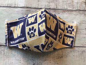 University of Washington Huskies Face Mask for Sale in Auburn, WA
