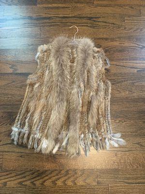 Rabbit Fur Vest for Sale in Chicago, IL
