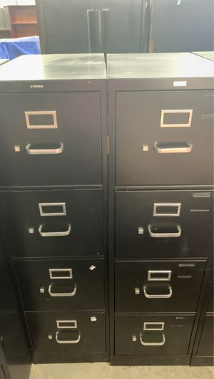 HON letter size filing cabinets for Sale in Plano, TX