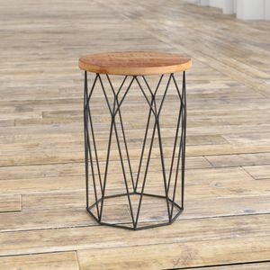 Ahart drum end table for Sale in Las Vegas, NV