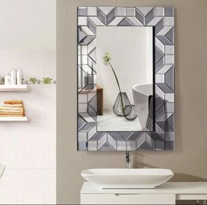 Wall mounted vanity Glass mirror for Sale in Hesperia, CA