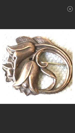 Sterling Antique Brooch for Sale in Kent, WA