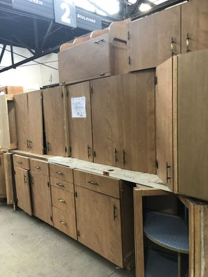 Kitchen Cabinets for Sale in Braddock, PA